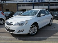 2011 VAUXHALL ASTRA 1.7 EXCITE CDTI 5d 108 BHP £4795.00