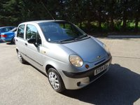 USED 2005 54 CHEVROLET MATIZ 1.0 SE 5d 63 BHP **JUST SERVICED @ 91,263 MILES     **GREAT FUEL ECONOMY