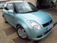 2007 SUZUKI SWIFT 1.3 GL 3d 91 BHP £1995.00