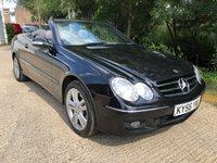 2006 MERCEDES-BENZ CLK 3.0 CLK280 AVANTGARDE 2d AUTO 228 BHP £4800.00