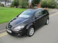 2011 SEAT ALTEA XL 1.6 CR TDI SE DSG 5d AUTO 103 BHP £4999.00