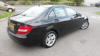 USED 2012 62 MERCEDES-BENZ C CLASS 2.1 C200 CDI BLUEEFFICIENCY EXECUTIVE SE 4d 135 BHP CALL FOR FINANCE OPTIONS - 01752 406101