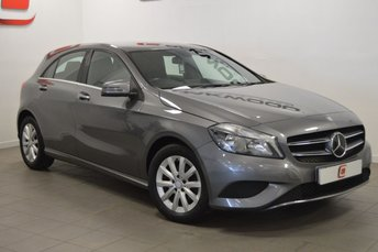 2013 MERCEDES-BENZ A CLASS 1.6 A180 BLUEEFFICIENCY SE 5d AUTO 122 BHP £8995.00