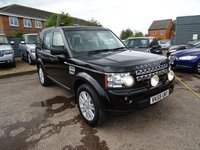 2009 LAND ROVER DISCOVERY 3.0 4 TDV6 HSE 5d AUTO 245 BHP £17990.00