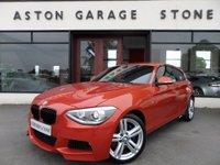 2014 BMW 1 SERIES 2.0 118D M SPORT 3d 141 BHP ** F/S/H ** £12249.00