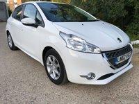 2013 PEUGEOT 208 1.4 ACTIVE E-HDI 5d AUTO 68 BHP £5490.00