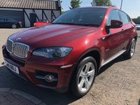 USED 2011 11 BMW X6 3.0 XDRIVE35I 4d AUTO 302 BHP