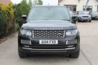 USED 2014 14 LAND ROVER RANGE ROVER 4.4 SDV8 AUTOBIOGRAPHY 5d AUTO 339 BHP