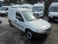2004 VAUXHALL COMBO 1.7 DI DIESEL VERY CLEAN TIDY VAN  DRIVES A1    !! NO VAT TO PAY !! £SOLD