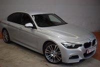 2013 BMW 3 SERIES 318D M SPORT 4 Door AUTO 141 BHP £12990.00