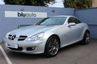 USED 2007 07 MERCEDES-BENZ SLK 1.8 200 KOMPRESSOR 2d AUTO 161 BHP Limited Edition Model, Leather, Electric, Heated, Memory seats.......