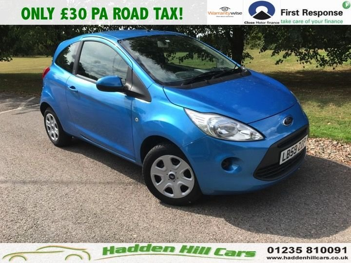 Used   Ford Ka  Bhp Only  Per Year Road