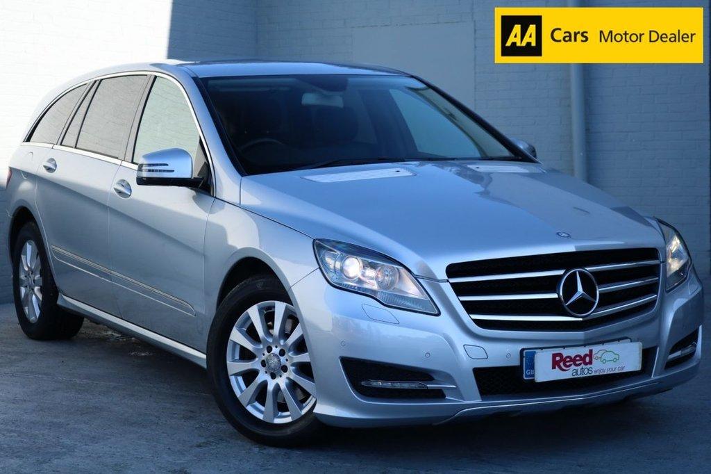 2012 12 MERCEDES-BENZ R CLASS 3.0 R350 CDI 4MATIC 5d AUTO 265 BHP