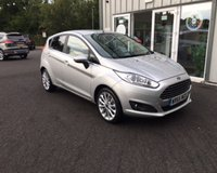 USED 2015 65 FORD FIESTA 1.0 TITANIUM X ECOBOOST AUTOMATIC (125PS) THIS VEHICLE IS AT SITE 1 - TO VIEW CALL US ON 01903 892224
