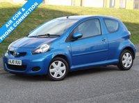 2010 TOYOTA AYGO 1.0 BLUE VVT-I 3d 67 BHP £2795.00