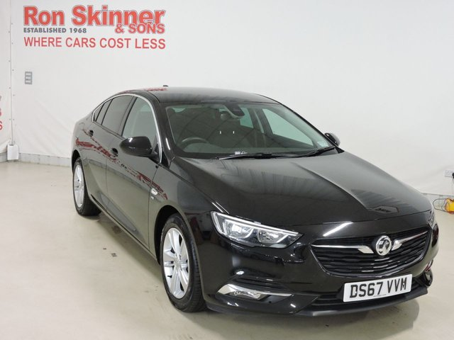View our 2017 67 VAUXHALL INSIGNIA 1.6 GRAND SPORT SRI ECOTEC 5d 134 BHP with Rear View Cam