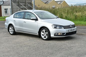 2011 VOLKSWAGEN PASSAT 2.0 S TDI BLUEMOTION TECHNOLOGY 4d 140 BHP £5490.00
