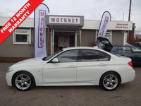 USED 2014 14 BMW 3 SERIES 2.0 320I M SPORT 4DR SALOON 181 BHP ++++OCTOBER SALE NOW ON+++