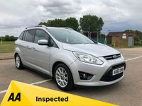 USED 2010 60 FORD GRAND C-MAX 1.6 TITANIUM 5d 124 BHP