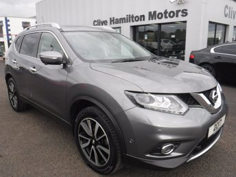 2017 NISSAN X-TRAIL 1.6 DCI TEKNA 5d 130 BHP LEATHER & PAN ROOF £SOLD