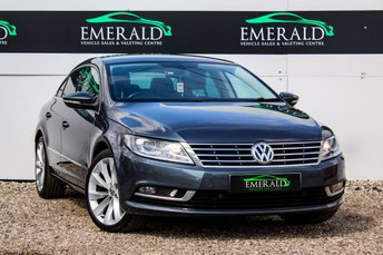 2012 VOLKSWAGEN CC 2.0 GT TDI BLUEMOTION TECHNOLOGY 4d 138 BHP £7600.00
