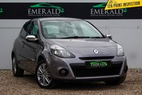 USED 2012 62 RENAULT CLIO 1.1 DYNAMIQUE TOMTOM TCE 3d 100 BHP £0 DEPOSIT FINANCE AVAILABLE, AIR CONDITIONING, BLUETOOTH CONNECTIVITY, CD/MP3/RADIO, CLIMATE CONTROL, CRUISE CONTROL, SATELLITE NAVIGATION, STEERING WHEEL CONTROLS, TRIP COMPUTER
