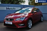 USED 2015 15 SEAT LEON 1.8 TSI FR TECHNOLOGY DSG 5d 180 BHP Satellite Navigation, Privacy Glass, Front & Rear Parking Sensors, Dual Climate Control, Cruise Control, Bluetooth, Wireless Music