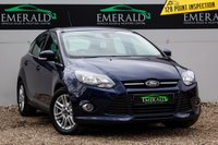 USED 2013 63 FORD FOCUS 1.0 TITANIUM 5d 124 BHP £0 DEPOSIT FINANCE AVAILABLE, AIR CONDITIONING, AUTOMATIC HEADLIGHTS, AUX/CD/RADIO, BLUETOOTH CONNECTIVITY, CLIMATE CONTROL, CRUISE CONTROL, DAB RADIO, ECONETIC TECHNOLOGY, PARKING SENSORS, STEERING WHEEL CONTROLS, TRIP COMPUTER