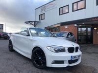 2013 BMW 1 SERIES 2.0 120D M SPORT 2d 175 BHP £17750.00