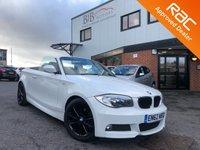 2013 BMW 1 SERIES 2.0 120D M SPORT 2d 175 BHP £11495.00