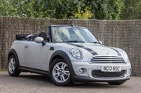 2013 MINI CONVERTIBLE 1.6 ONE 2d 98 BHP £7750.00