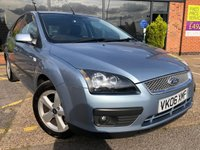 USED 2006 06 FORD FOCUS 1.6 ZETEC CLIMATE 5d 116 BHP