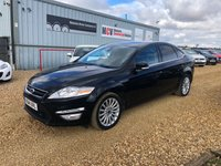 USED 2014 14 FORD MONDEO 2.0 ZETEC BUSINESS EDITION TDCI 5d 138 BHP