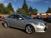 USED 2012 62 FORD MONDEO 2.0 TDCI TITANIUM  5d AUTOMATIC  163 BHP VERY LOW MILEAGE EXAMPLE NO DEPOSIT HP FINANCE ARRANGED, APPLY HERE NOW