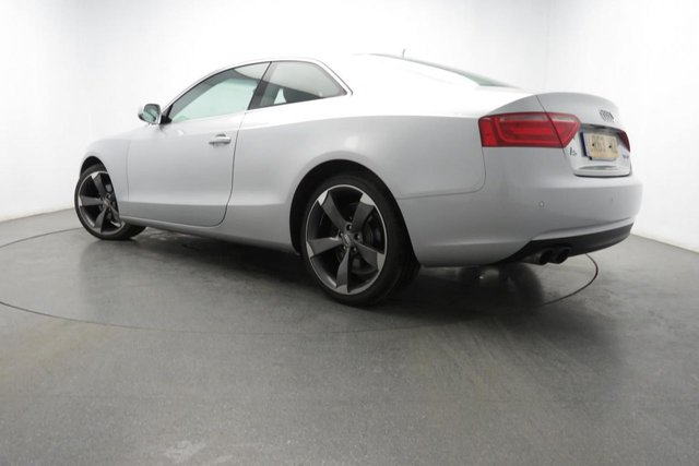 AUDI A5 at Georgesons
