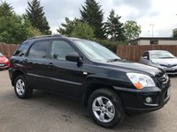 USED 2010 10 KIA SPORTAGE 2.0 CRDI XE  5d  WITH AIR CON AND ALLOY WHEELS NO DEPOSIT HP FINANCE ARRANGED, APPLY HERE NOW