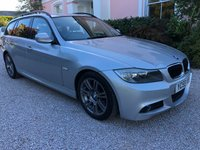 2009 BMW 3 SERIES 2.0 318D M SPORT TOURING 5d 141 BHP £7795.00