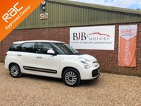 2015 FIAT 500L MPW 1.2 MULTIJET POP STAR 5d 85 BHP £6750.00