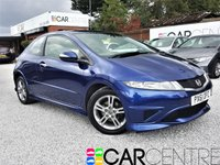 USED 2011 61 HONDA CIVIC 1.3 I-VTEC TYPE S 3d 98 BHP 2 PREVIOUS OWNERS+FULL SERVICE