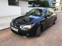2006 BMW 5 SERIES 3.0 530D M SPORT 4d AUTO 228 BHP £4590.00