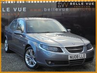 USED 2008 08 SAAB 9-5 1.9 VECTOR SPORT TID 4d 151 BHP *GREAT VALUE SAAB DIESEL*