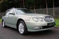 2003 ROVER 75 2.0 CLUB SE CDT TOURER 5d AUTO 114 BHP £1750.00