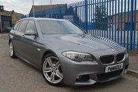 2012 BMW 5 SERIES 2.0 520D M SPORT TOURING 5d AUTO 181 BHP £8795.00