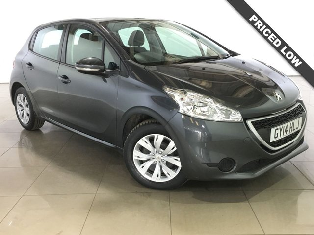 View our 2014 14 PEUGEOT 208 1.0 ACCESS PLUS 5d 68 BHP