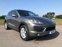 USED 2013 13 PORSCHE CAYENNE 3.0 D V6 TIPTRONIC 5d AUTO 245 BHP ONE OWNER, FULL PORSCHE SERVICE HISTORY, NICE SPEC, EXCEPTIONAL CONDITION.
