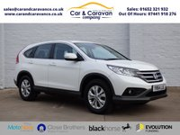 USED 2014 64 HONDA CR-V 2.2 I-DTEC SE 5d AUTO 148 BHP Full Service History Huge Spec Buy Now, Pay in 2 Months!