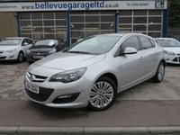 2014 VAUXHALL ASTRA 1.4 EXCITE 5d 98 BHP £SOLD