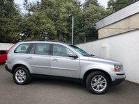 2007 VOLVO XC90 2.4 D5 SE AWD 5d 183 BHP £6995.00
