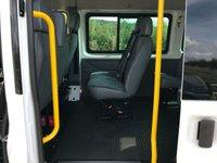 USED 2014 14 FORD TRANSIT T350 135PS 14 SEAT LWB MINIBUS