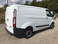 USED 2017 67 FORD TRANSIT CUSTOM 290 105PS SWB EURO 6 **AIRCON**